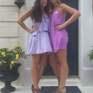 Lavender Tobi Dress